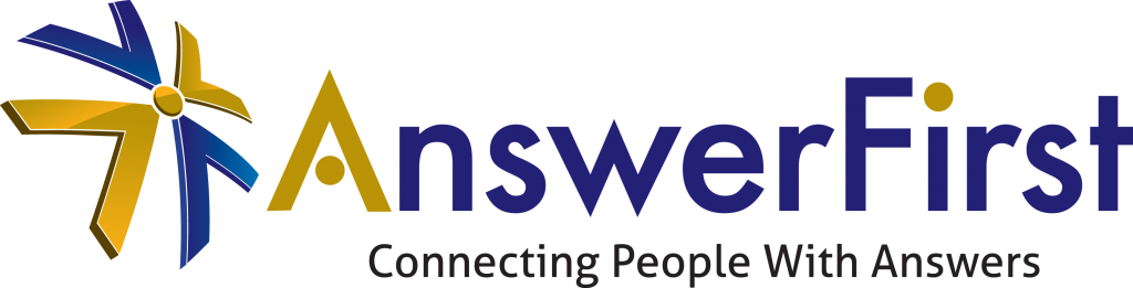 AnswerFirst Logo